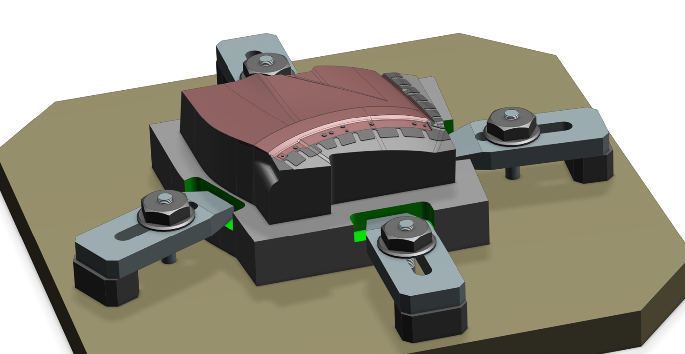 Modular Fixture Designer