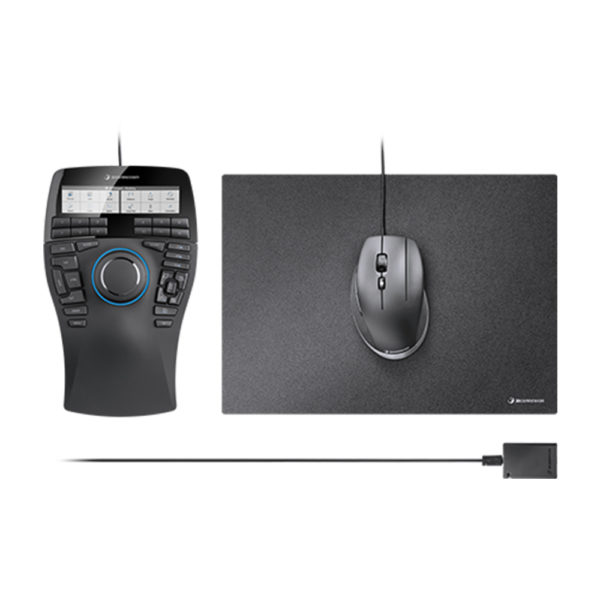 SpaceMouse Enterprise Kit Mouse