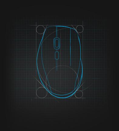 CAD Mouse