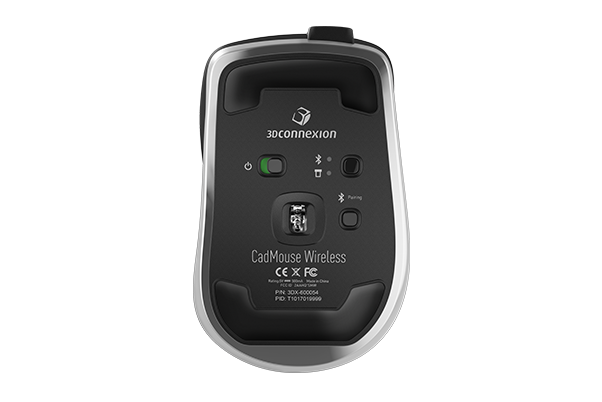 3D Connexion CADMouse Wireless