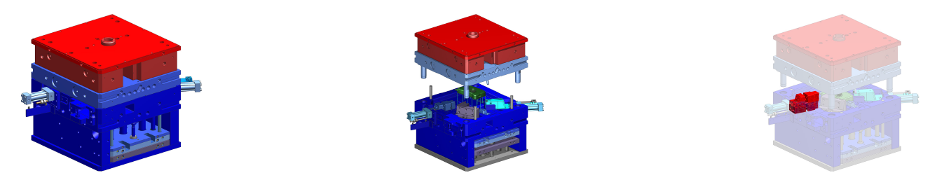 Workflow Dynamik Design Die and Mold for NX