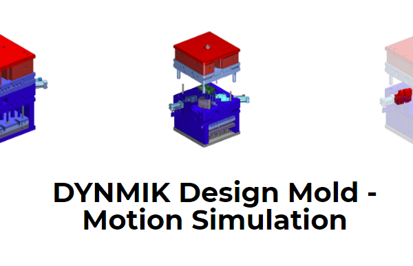 Dynmik design die - motion simulation